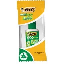Bic Corrector Botella Eco Aqua 20 ml Blister 1 Unid.