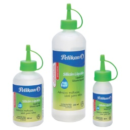 Silicona liquida a base de agua Pelikan