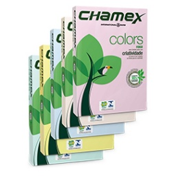 Chamex Papel Impresion Color A4 (500 Hj.)