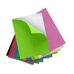 Goma Eva Lisa Adhesiva 60x40 (Paq. x 10)