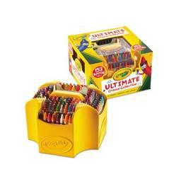 Set colección de 152 Crayolas