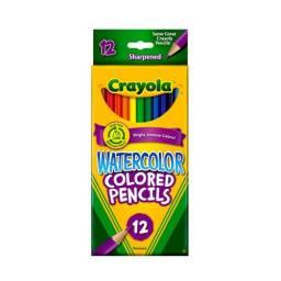 Crayola Lápices acuarelables x 12
