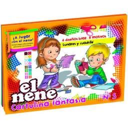 Block EL NENE FANTASIA A4 (Nº5) 24H