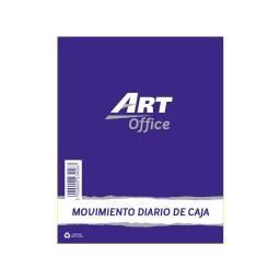 Art-Office Movimiento diario de caja (21x28 Cm.)