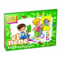 Block El Nene de colores mini