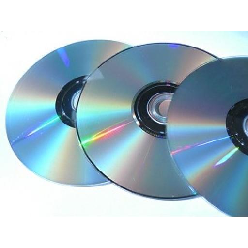 DVD Bulk (100 unidades)