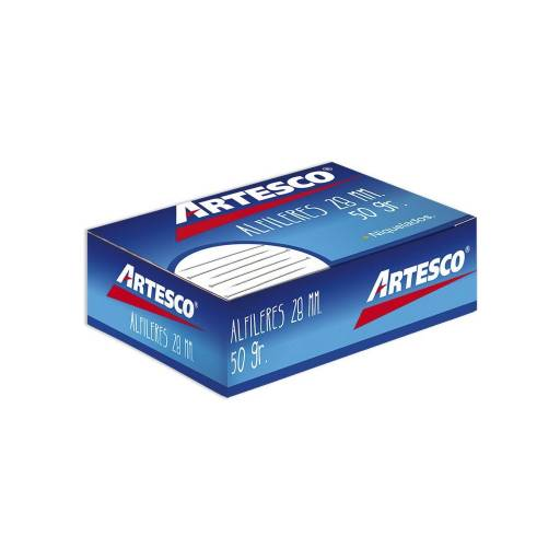 Alfileres 28 mm x 50grs