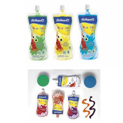 Pelikan Pintura de Dedos Pouch 60 ml