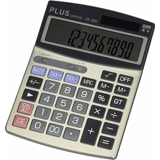 Calculadora PLUS OFFICE SS 280