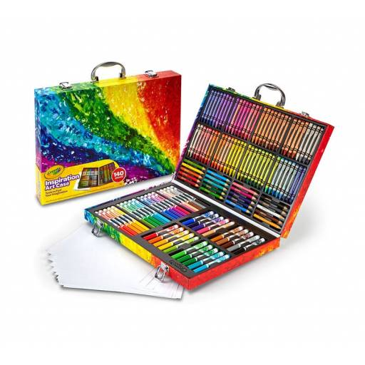 Inspiration Art Case Crayola
