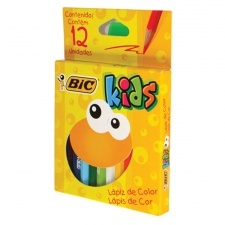 Bic Lapices Color Kids Corto