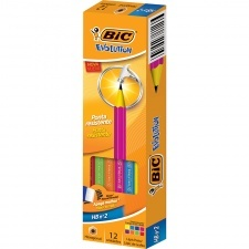 Bic Lapiz Grafo Evolution Xtra Fun