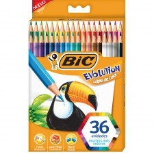 Bic Lapiz Color LAP Evolution