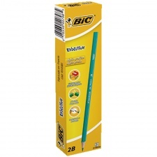 BIC Lapiz Evolution 2B Negro