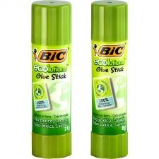 Barras adhesivas Eco Glue Bic