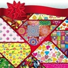 Papel de regalo en rollos SID (individuales)