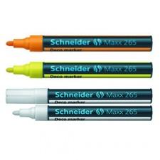 Schneider Marcador Tiza Liquida 265