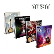 ARTE Cuaderno Music 80 Hj. Rayado