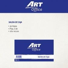 Art-Office Salida de Caja