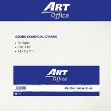 Art-Office Recibo Comercial Grande