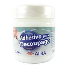 Adhesivo para decoupage ALBA 200 grs.
