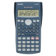 Calculadora CASIO cientifica 10+2 digitos