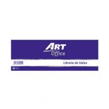 Art-Office Libreta de Vales