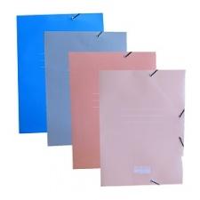 Carpetas con elastico 307 (Paq. x 25)