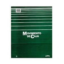 Libreta Movimiento Diario de caja