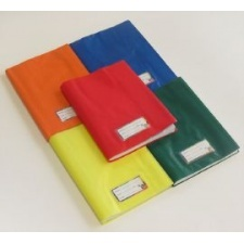 Forros Cuadernos Colores PVC (Pack x 25)