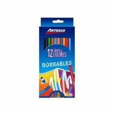Lápices de Colores Borrables