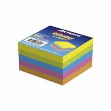 Notas Autoadhesivas Cubo 5x5 Neon