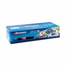 Temperas Artesco Set x 12 + Pincel