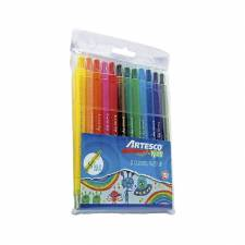 Crayones Twist Up! Estuche x 12