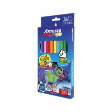 Lapices de Colores JUMBO 5mm.