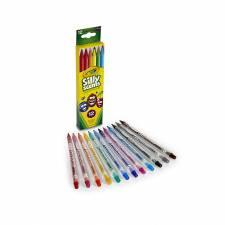 Crayola Lápices Twistables / Giratorios x 12 largos con Arom