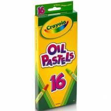 Crayola Pasteles al oleo x16