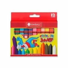 Simball Crayones JUMBO X 12