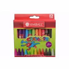 Simball Crayones X 12