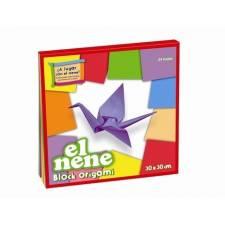 Block El Nene origami