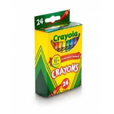 Caja de 24 Crayolas Estándar