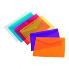 Confetti Sobre en PVC A4 (Paq.x6)