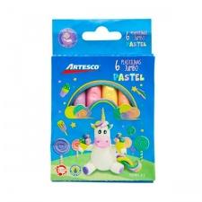 Artesco Plastilina pastel estuche x6