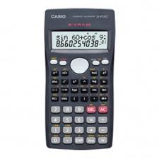 Calculadora CASIO FX-95 Cientifica 10+2 dig, 244 func
