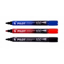 Marcadores Permanentes PILOT Mod.100 (Cx12)