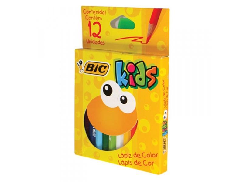 Bic Lapices Color Kids Corto