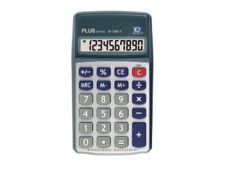 Calculadora PLUS OFFICE B-100F