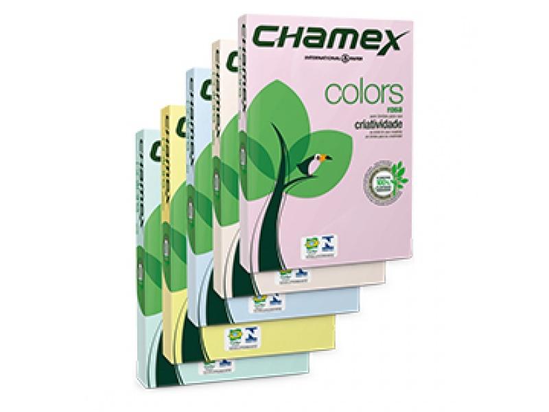 Chamex Papel Impresion Color A4 (500 Hj.)
