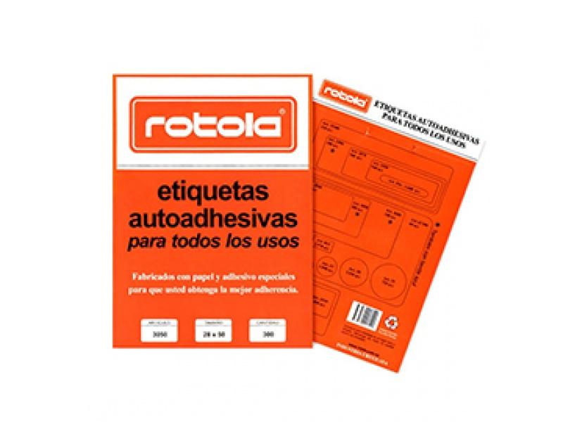 Etiquetas Rotola