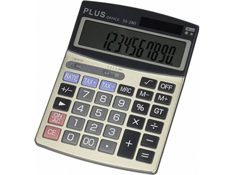 Calculadora PLUS OFFICE SS 280